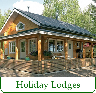 holiday lodges & chalets