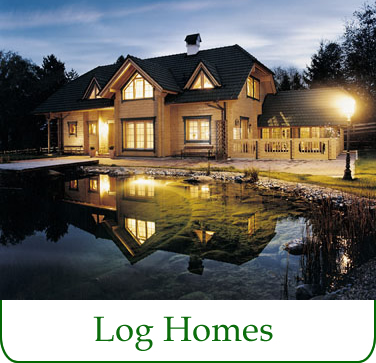Luxury Finnish log homes & cabins